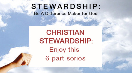 Christian Stewardship Series