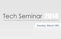 Esh Computing Tech Seminar March 18, 2014
