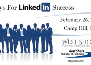 8 Keys For LinkedIn Success February 25, 2015 Camp Hill PA