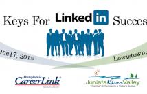 8 Keys For LinkedIn Success Lewistown PA