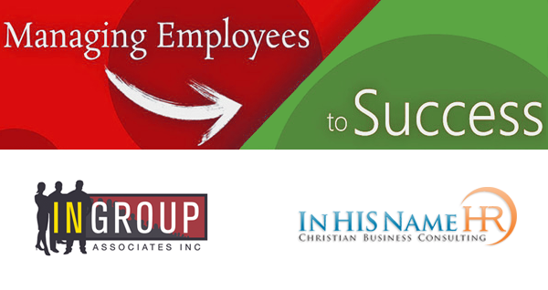 Managing Employees To Success Seminar May 25, 2016 Lancaster PA