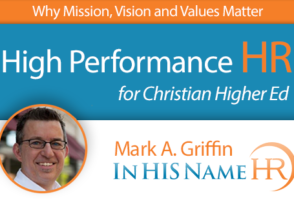 Human Resources Perspective on Organizational Mission, Vision and Values
