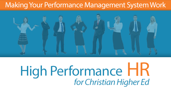 Making Your Performance Managment System Work