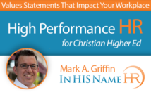 Values Statements That Impact Your Workplace
