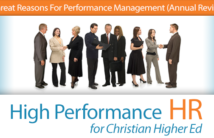 10 Great Reasons For Performance Management (Annual Reviews)