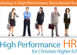 Developing A High-Performance Recruitment System
