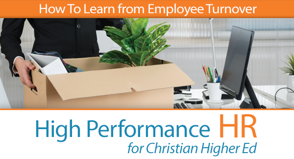 How To Learn from Employee Turnover