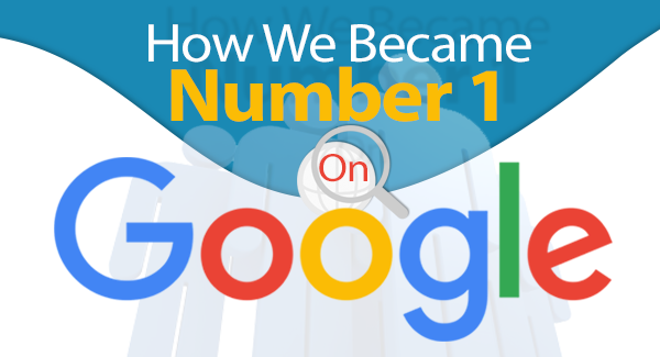 How We Became Number One On Google In HIS Name HR