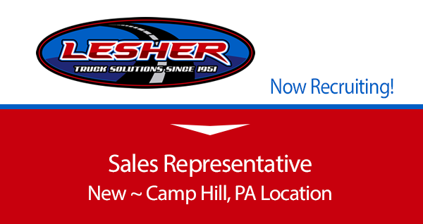 Sales Representative ~ Camp Hill, PA