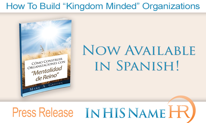 Book Rereleased in Spanish Provides Christian Inspiration for Business Leaders and Professionals