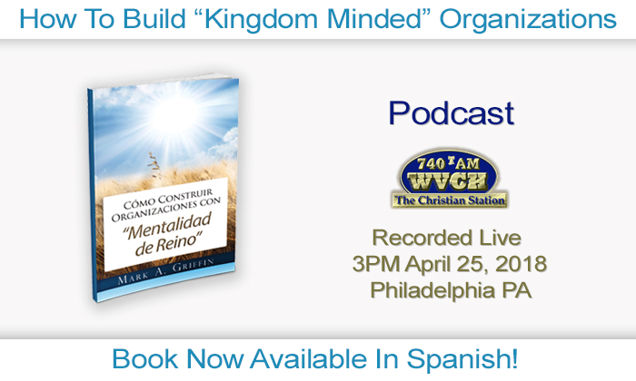 Podcast Book Rereleased in Spanish ~ WVCH Philadelphia PA