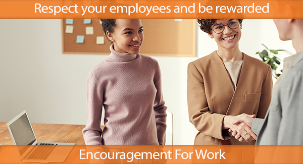 Respect your employees and be rewarded IHN HR