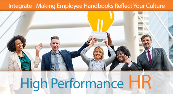 Integrate - Making Employee Handbooks Reflect Your Culture