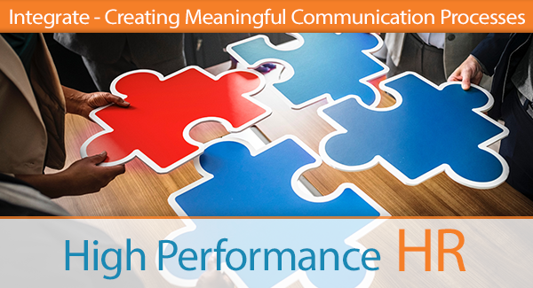 Integrate - Creating Meaningful Communication Processes