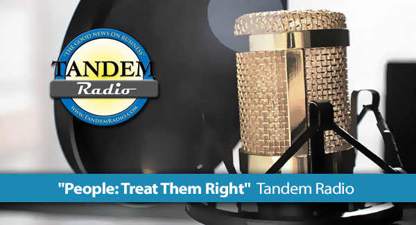 People Treat Them Right Tandem Radio