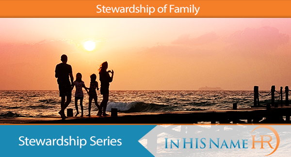 Stewardship Series In HIS Name HR LLC Family