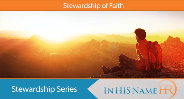 Stewardship of Faith
