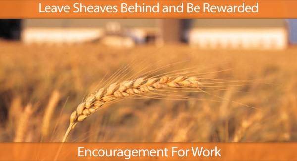 Leave Sheaves Behind and Be Rewarded IHN HR