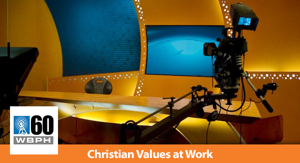 The Mark Daniels TV Show Presents Christian Values at Work Mark A Griffin