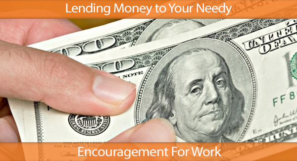 Lending Money to Your Needy IHN HR