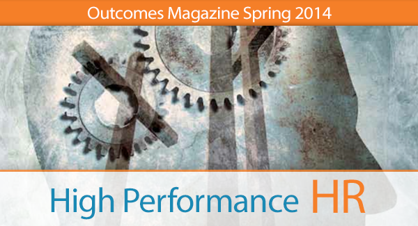 Outcomes Magazine Spring 2014 IHN HR
