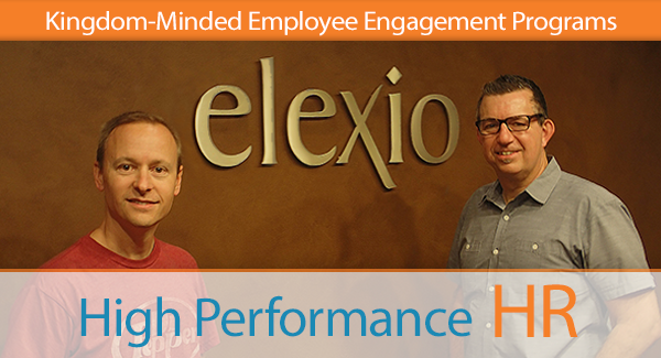 Kingdom-Minded Employee Engagement Programs