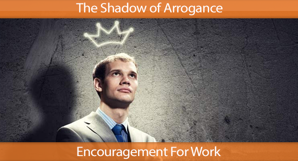 The Shadow Of Arrogance IHN HR