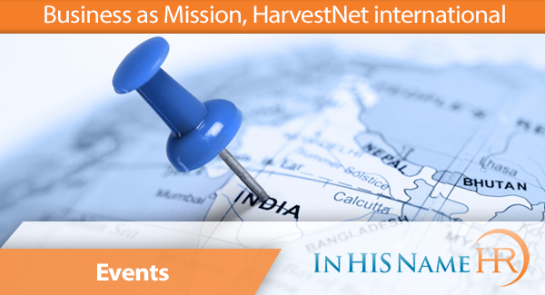 Business as Mission, HarvestNet, International, 2015, India