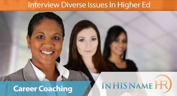 Interview Diverse Higher Education
