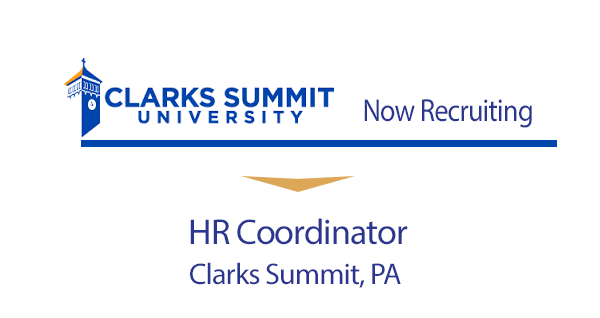 Now Recruiting HR Coordinator Clarks Summit, PA