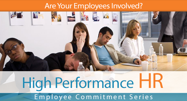 Are Your Employees Involved? In HIS Name HR