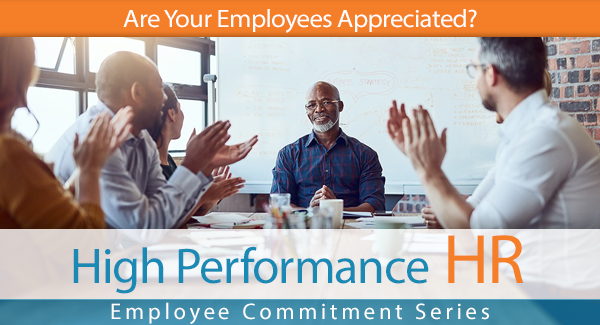 Are Your Employees Appreciated?