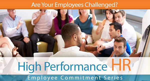 Are Your Employees Challenged?