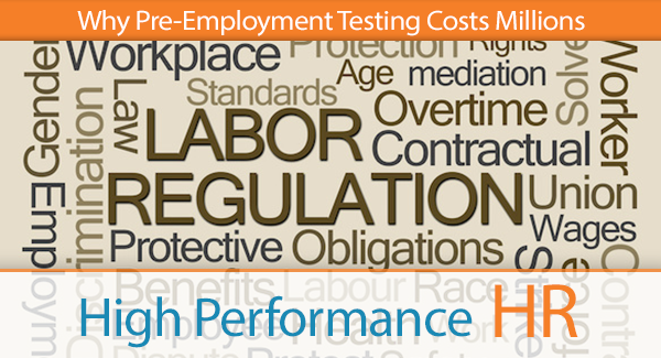 Why Pre-Employment Testing Costs Millions