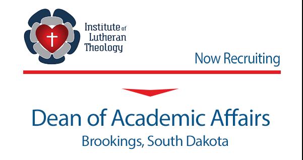 Dean of Academic Affairs