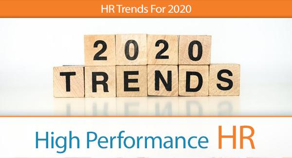 HR Trends 2020