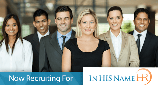 In HIS Name HR LLC now recruiting