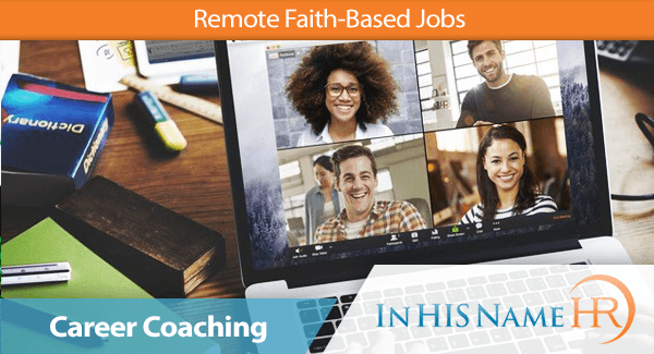 Remote Faith Based Jobs
