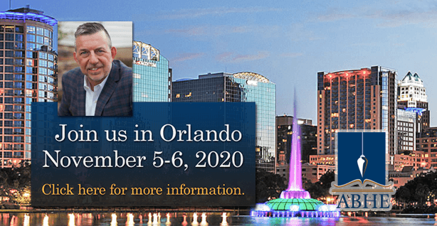 2020 ABHE Financial Officers Conference ~ Orlando, Florida and Virtual