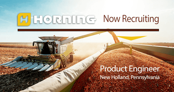 Horning Product Engineer IHN HR