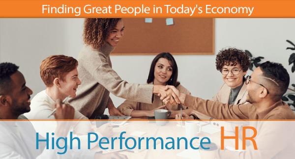 Finding Great People in Today's Economy IHN HR