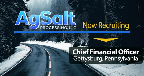 CFO AgSalt LLC In HIS Name HR LLC